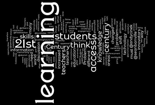 21st Century educators!