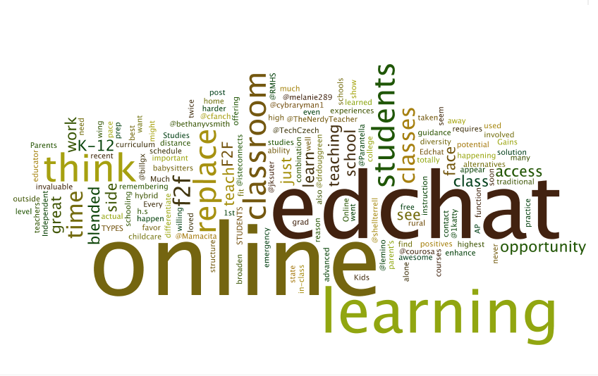 Distance Education Online Tutoring